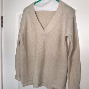 SFERRA Tan Sweater | Size S